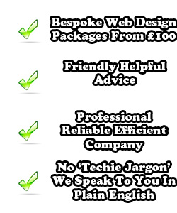 Bristol Web Design Co Summary Points